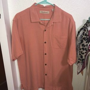 Men's Tommy Bahama Button up shirt